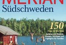 Südschweden Merian Heft - Fototapete / Auf der Merian Bildservice Website haben Sie ab sofort die Möglichkeit, exklusive Merian Motive auf Fototapete bedrucken zu lassen. Hier sehen Sie das Heft Südschweden, Ausgabe Juni.