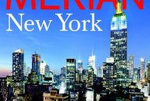 New York - Fototapete Merian / Merian Bildservice zeigt Motive, die als Fototapete gedruckt werden können. Inspirierende Raumbilder geben den Fototapeten einen Extra-schliff