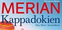 Kappadokien - Fototapete Merian / Merian Bildservice zeigt Motive, die als Fototapete gedruckt werden können. Inspirierende Raumbilder geben den Fototapeten einen Extra-schliff. Traumhafte Landschaftsbilder aus Kappadokien, Türkei.