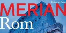 Rom - Fototapete Merian / Merian Bildservice zeigt Motive, die als Fototapete gedruckt werden können. Inspirierende Raumbilder geben den Fototapeten einen Extra-schliff. Rom, eine romantische Stadt in Italien, mit schönen Motiven für Ihr eigenes Zuhause.