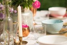 The Big Day / Wedding decor inspirations
