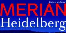 Heidelberg - Fototapete Merian / Tolle Fototapeten ab 34,95€ von Merian online bestellbar unter www.merian-bildservice.de. Traumhafte Aufnahmen zeigen das schöne Heidelberg und ihre Umgebung.