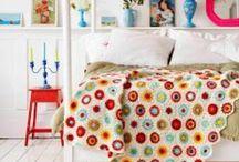 Blankets  cushions ,chrochet / by Bloempjes-op-14