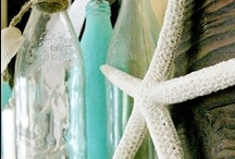 The Coastal Look / Home decor, furnishings, style.