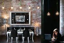 Industrial Elegant Dwelling - Interior Design