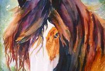Paarden   Kunst