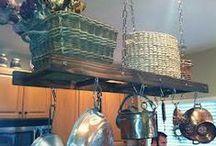 kitchen pot hanger