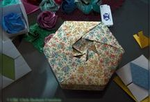 Origami Boxes / Boxes from different Origami Designer