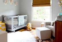 ~ NURSERY ~ / Nursery / Childrens bedroom inspiration for creative play and imagination!
