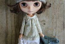 *КУКЛЫ* / Безумно понравилась кукла Блайт! Особенно шатеночка Пэри от Эби Монро!  В ней есть что то от ребенка - эти поджатые губки и скошенные шаловливые или застенчивые глаза! А наряды... Хочу такую куколку и именно шатеночку с прической боб.