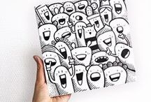 Paperfuel • Illustrations / #illustrations #drawing #sketch