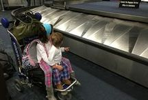 Air Travel with Kids / Tips and stories for parents traveling by plane with kids