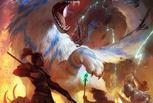dragons RPGs etc / Rpg