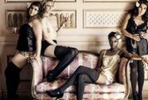 Photo Shoot Inspiration / lingerie, swimwear, bodywear, loungewear, sleepwear, pajamas, women's fashion, photography, fashion photography, lingerie photography, lingerie photo shoot, lingerie models, plus size models, boudoir, boudoir shoot, boudoir inspiration