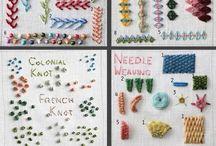 Kirjonta - Embroidery