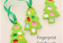 Christmas {playful learning for toddlers} / Festive playful learning activities for toddlers and preschoolers.