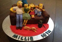 my cakes x / I am a hobby cake maker, I've done a few over the years xx