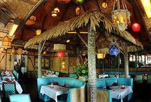 Best Beach Bars / The best places to go for a drink and food while on the beach!