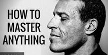 Tony Robbins / The most Awesome Tony Robbins Quotes!