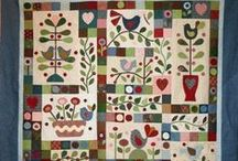 Quilt and patchwork / ^  what it says