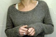 Knit and wool