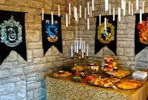 harry potter party / by Shannon Harvey