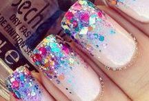Nails / by Ashley Ann Chanel