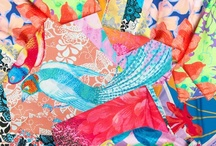 SS13 Scarves / Spring Summer 2013 Collection of limited edition silk scarves