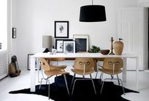 Interior inspiration / Beautiful homes.