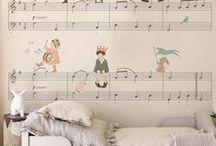 Beautiful Children's bedrooms  / Beautiful, distinctive and creative children's bedrooms that we just love!