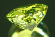 Untreated Chrysoberyls / by Wild Fish Gems