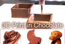 3D Printed Food