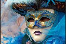 MASQUES ET COSTUMES VENITIENS (Carnaval)