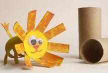 - Children - Niños - / Manualidades fáciles para niños #DIY