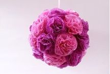 - Paper Flower - Flores de papel -