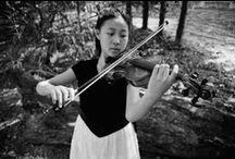 Portraits of Musicians / Portraits of classical musicians.  © Andrej Grilc