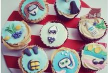 Cupcake Madness / The tiny cousin of cake dressed up in style!!