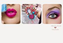 Idee di cotone - bijoux / Bijoux per tutti i gusti...fimo, soutache, perline e tanto altro!