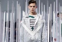 MENSWEAR S/S'15 INSPIRATION / Fashion inspiration for all things men this spring/summer!