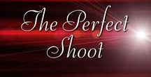 The Perfect Shoot / Book 1 in the erotic interractial contemporary romance series HOT MODEL MINE.  Published in October 2014, while book 2, Mine to Love, is in the making.