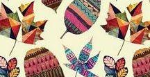 textures & stamps