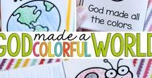 Bible Study / bible study, Toddler, Preschool, Kindergarten Bible Study Object Lessons, Sunday School