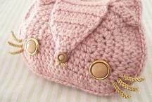 crochet / by Jackie Pudvay