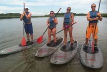 NALU Adventures / Discover cool people and great adventures with the NALU crew in Fripp Island, SC