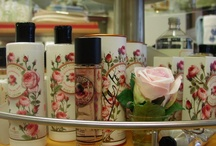 French soaps and lotions