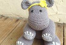 Crochet Free Patterns & Tips / free crochet patterns & helpful tips / by Laura Pierson