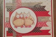 Cards & tags - Washi tape (and other ideas) / by Linda Tukker