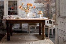 tablescapes & centerpieces