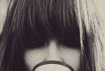 Fringe love ♥ / Inspiration for lovers of bangs