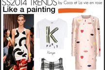 SS2014 TRENDS / SS2014 trends